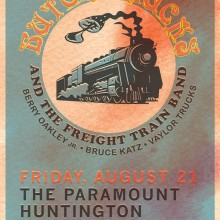 butch trucks freight train paramount poster